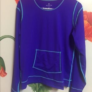 ATHLETA  Top long Sleeve